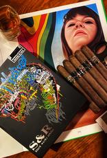 Black Label Trading Co BLTC Serpent & Rainbow Corona Gorda 5.5 x 46