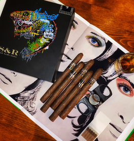 Black Label Trading Co BLTC Serpent & Rainbow Lancero 6.75 x 42