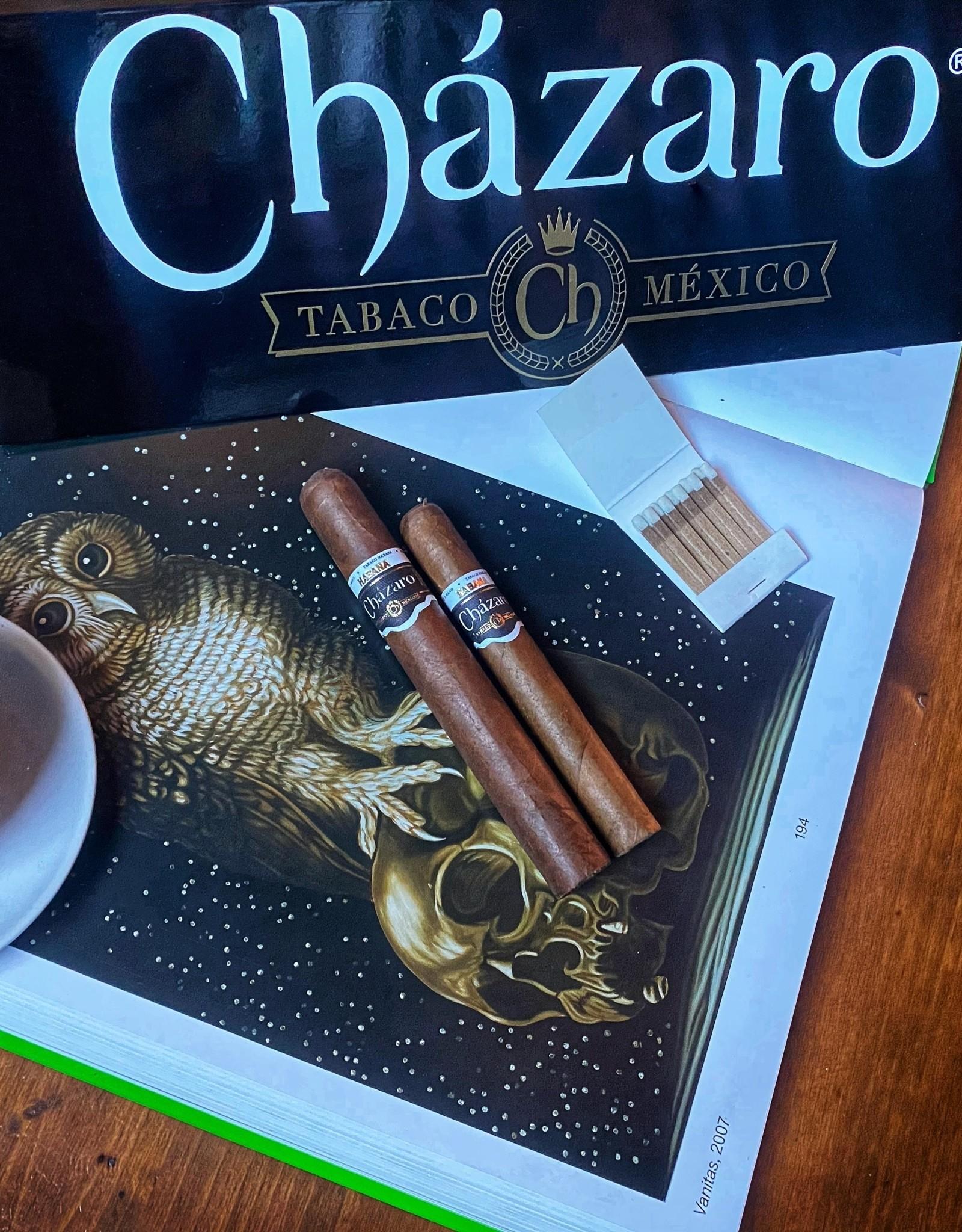 Black Chazaro Black Chazaro Habano Toro 6 x 50