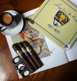 Caldwell Cigar Co Caldwell Long Live The King Mad Mofo Super Toro 6 x 54