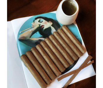 Cigar Art Cliff Dweller Toro 6 x 50