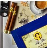 Cigar Art Cigar Art La Bella Otero Churchill 7 x 47