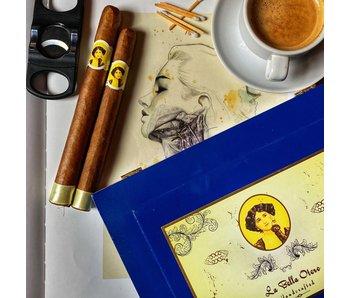 Cigar Art La Bella Otero Churchill 7 x 47