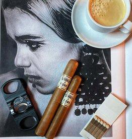 Cigar Art Cigar Art Singer & Monk Claro Corona 5 x 42