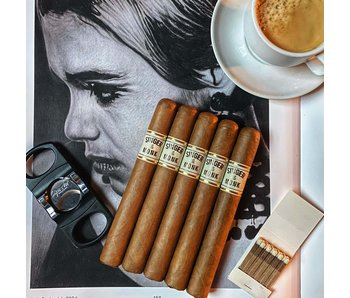 Cigar Art Singer & Monk Claro Toro 6 x 50