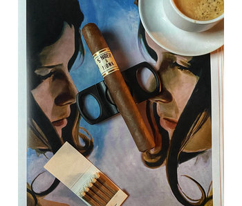 Cigar Art Singer & Monk Habano Toro