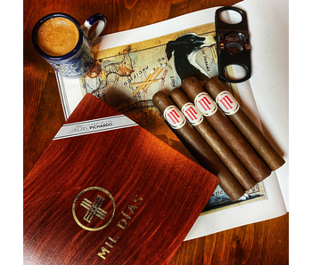 Crowned Heads Mil Dias Double Robusto 6.38 x 50