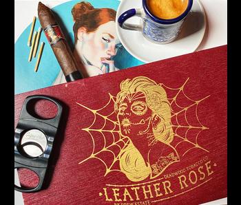 Deadwood Leather Rose Belicoso  5 x 54
