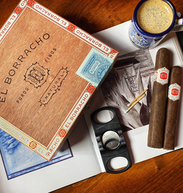 Dapper Cigar Co El Borracho Natural Robusto 5 x 50