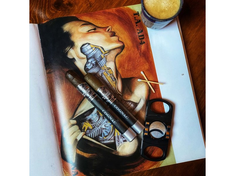 Esteban Carreras Hawaiian Breeze Cognac Robusto 5 x 44