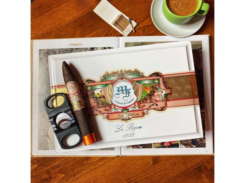 My Father Cigars Le Bijou 1922 Box Pressed Torpedo 6 x 52