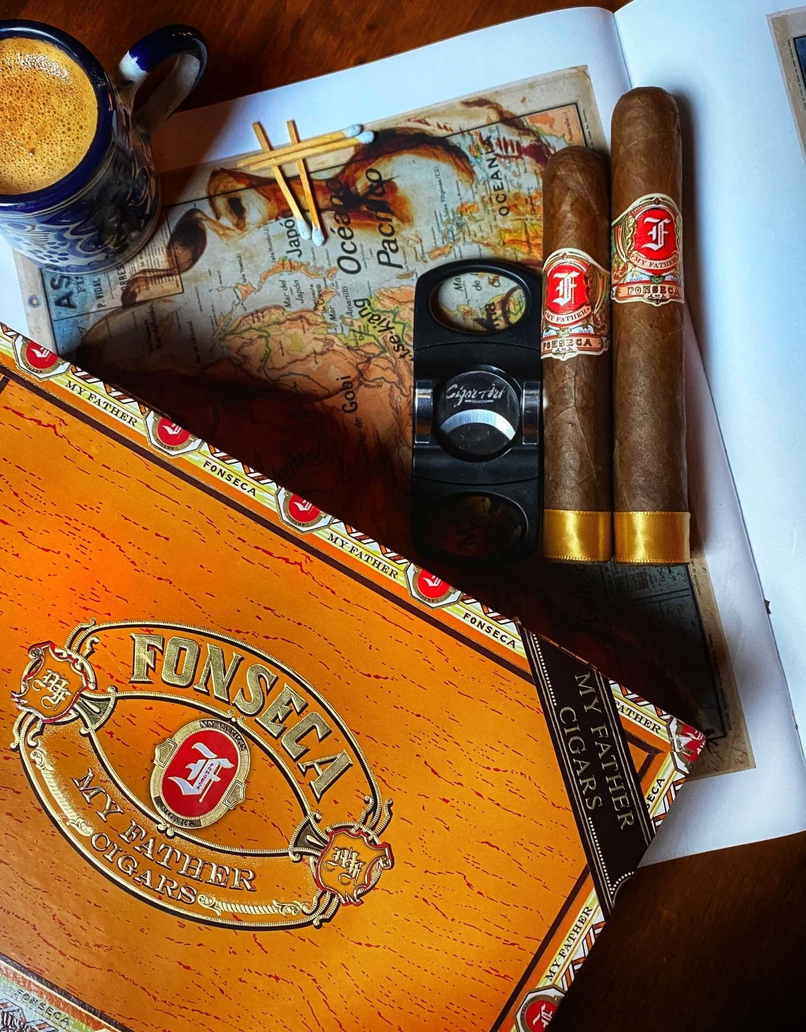 My Father Cigars My Father Fonseca Robusto 5.25 x 52