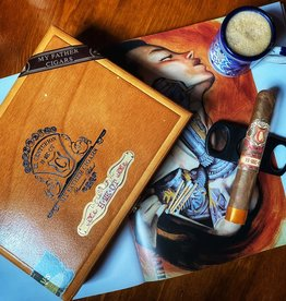 My Father Cigars My Father El Centurian H2K Box Pressed Toro 6 x 52