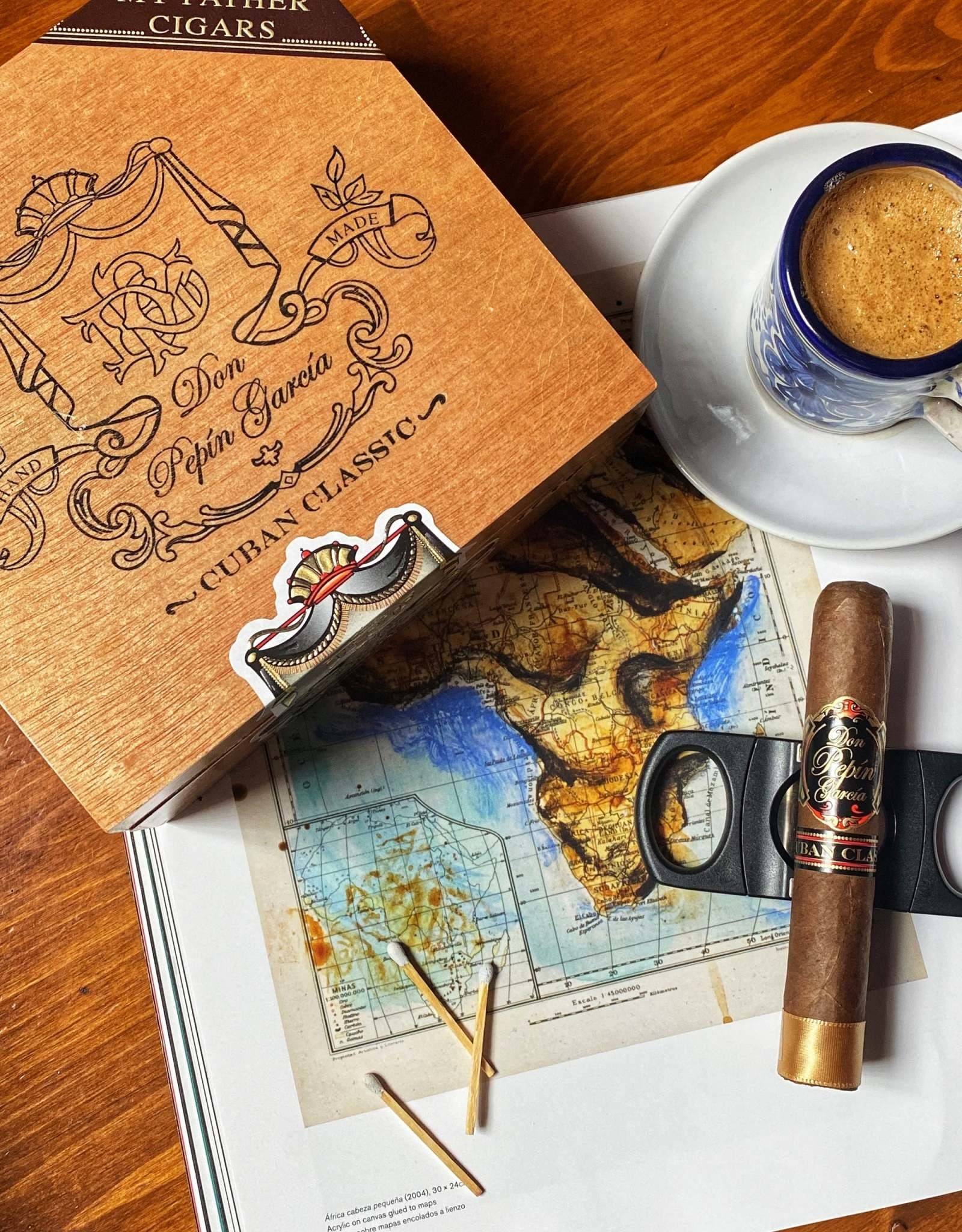 My Father Cigars My Father Don Pepin Garcia Black Cuban Classic 1979 Robusto 5 x 50