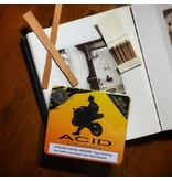 Drew Estate Drew Estate Acid Blue Connecticut Krush 4 x 32 Tin of 10