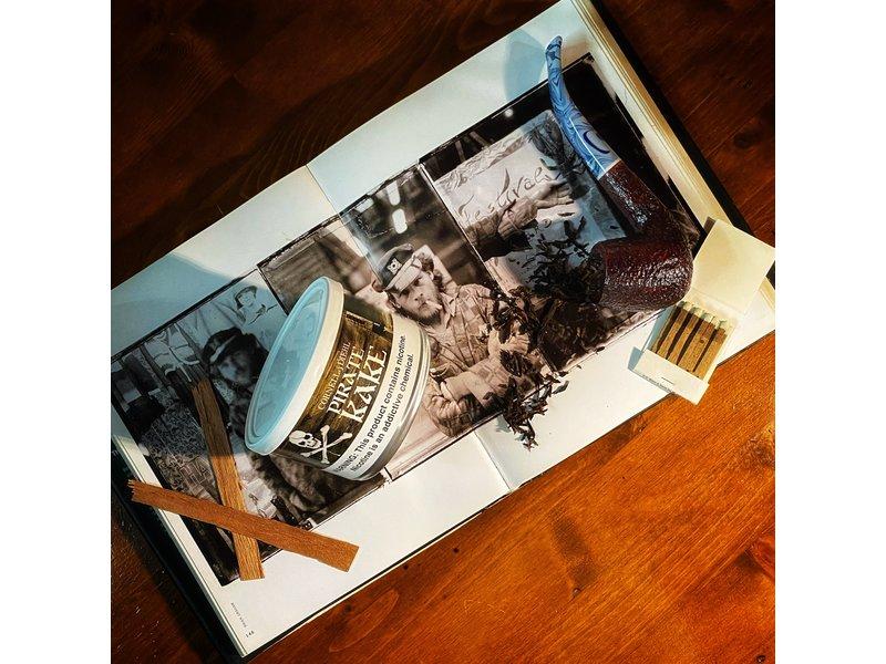 Cigar Art Savinelli Oceano and Pírate Kake Pipe Kit