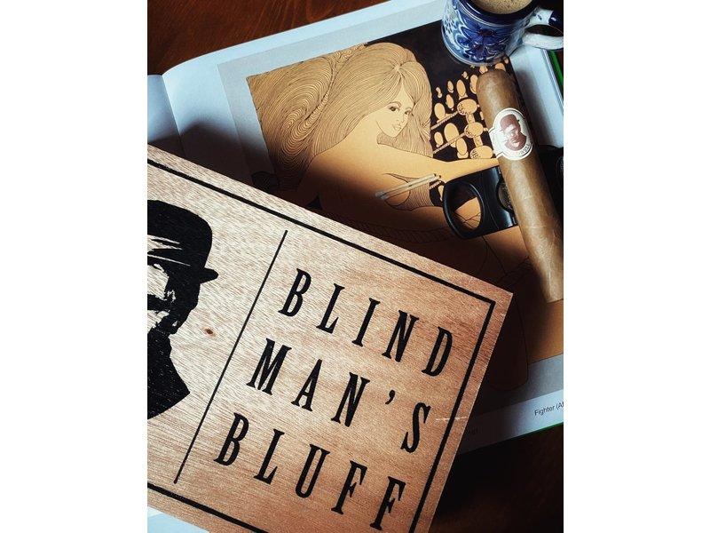 Caldwell Cigar Co Caldwel Blind Man's Bluff Connecticut 6x60