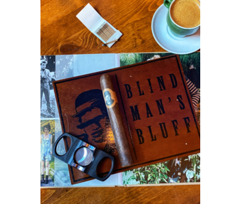 Caldwell Blind Man's Bluff Maduro Magnum 6 x 60