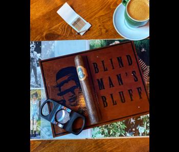 Caldwell Blind Man's Bluff Maduro Robusto 5 x 50