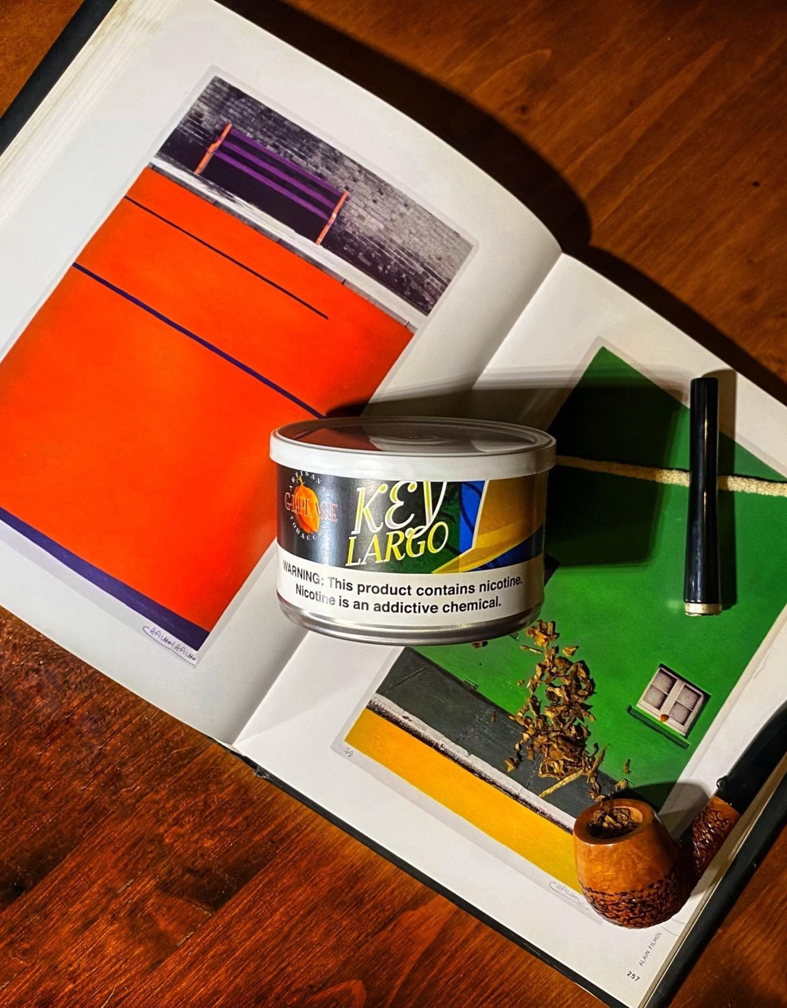 G.L. Pease G.L. Pease Pipe Tobacco Key Largo 2oz