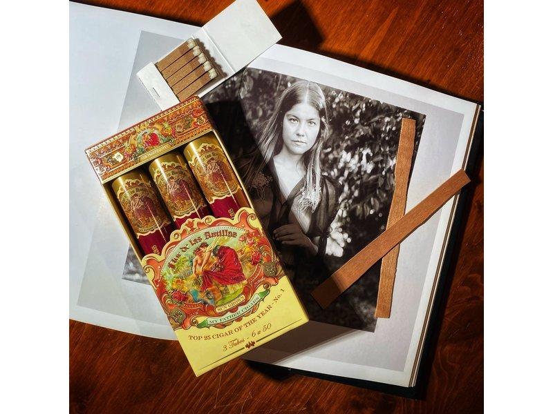 My Father Cigars My Father Flor de Las Antillas Toro Tubo 6 x 50 Three Pack