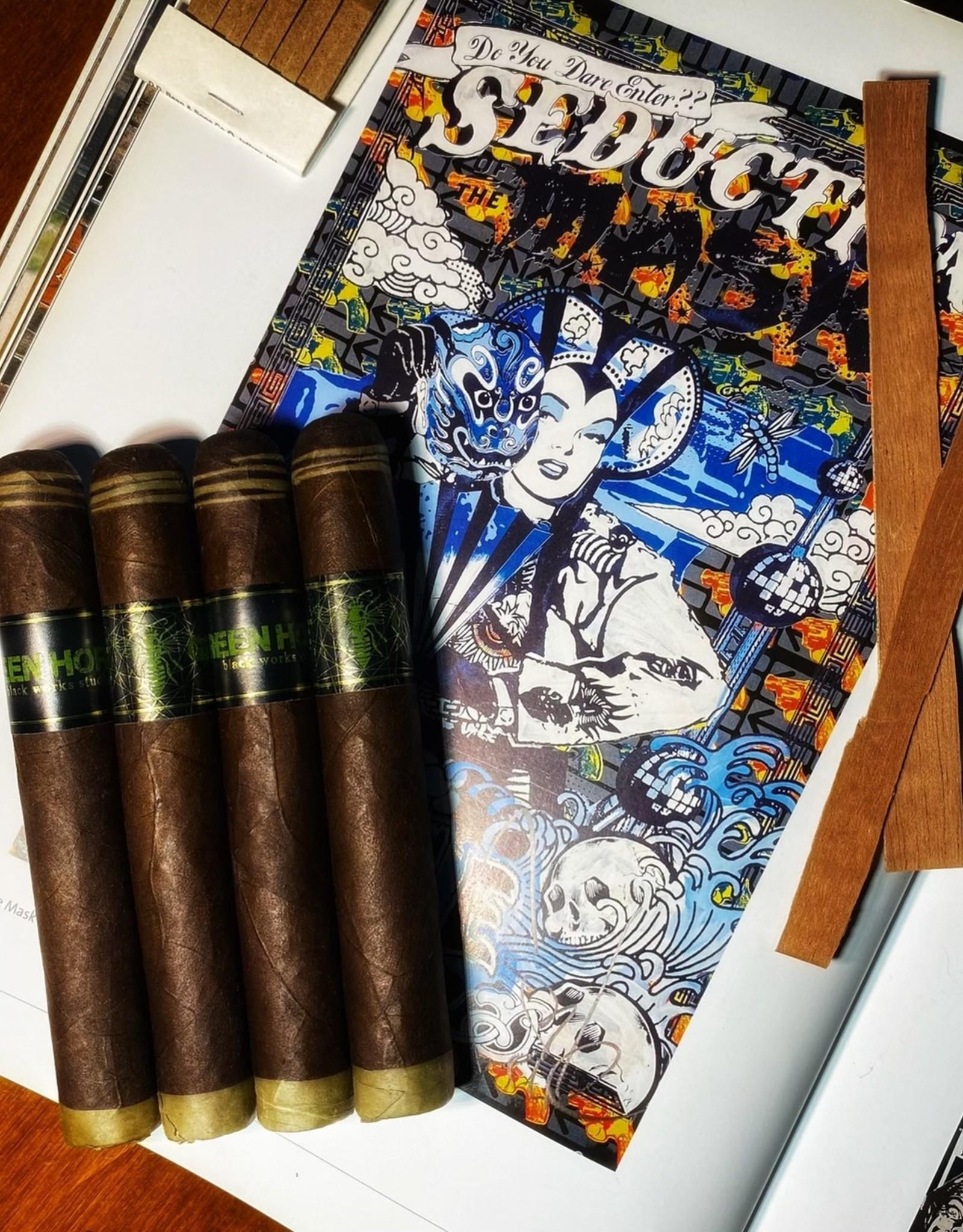 Black Label Trading Co BLTC Green Hornet Robusto 5 x 48
