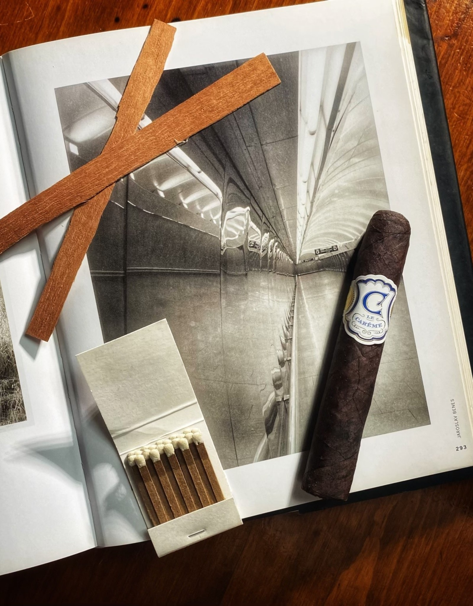 Crowned Heads Le Careme Robusto 5x50
