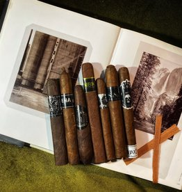 Hyena y Mas 7 Cigar Flight