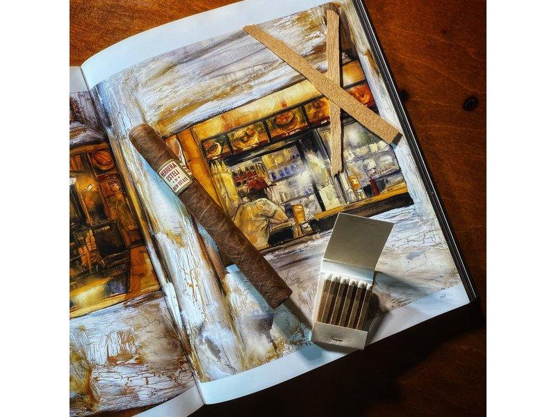 Drew Estate Herrera Esteli Habano Lonsdale Deluxe 6 x 44