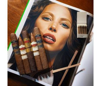 Casa Turrent Five Cigar Flight