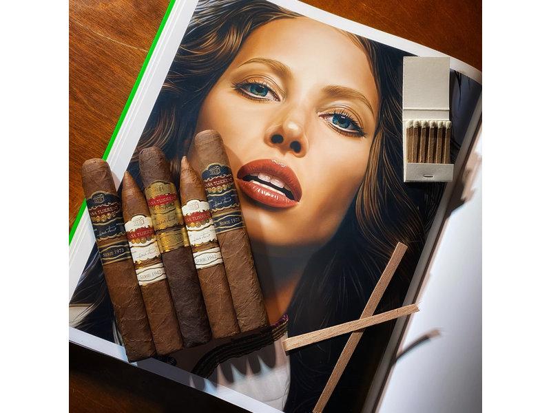 Casa Turrent Casa Turrent Five Cigar Flight