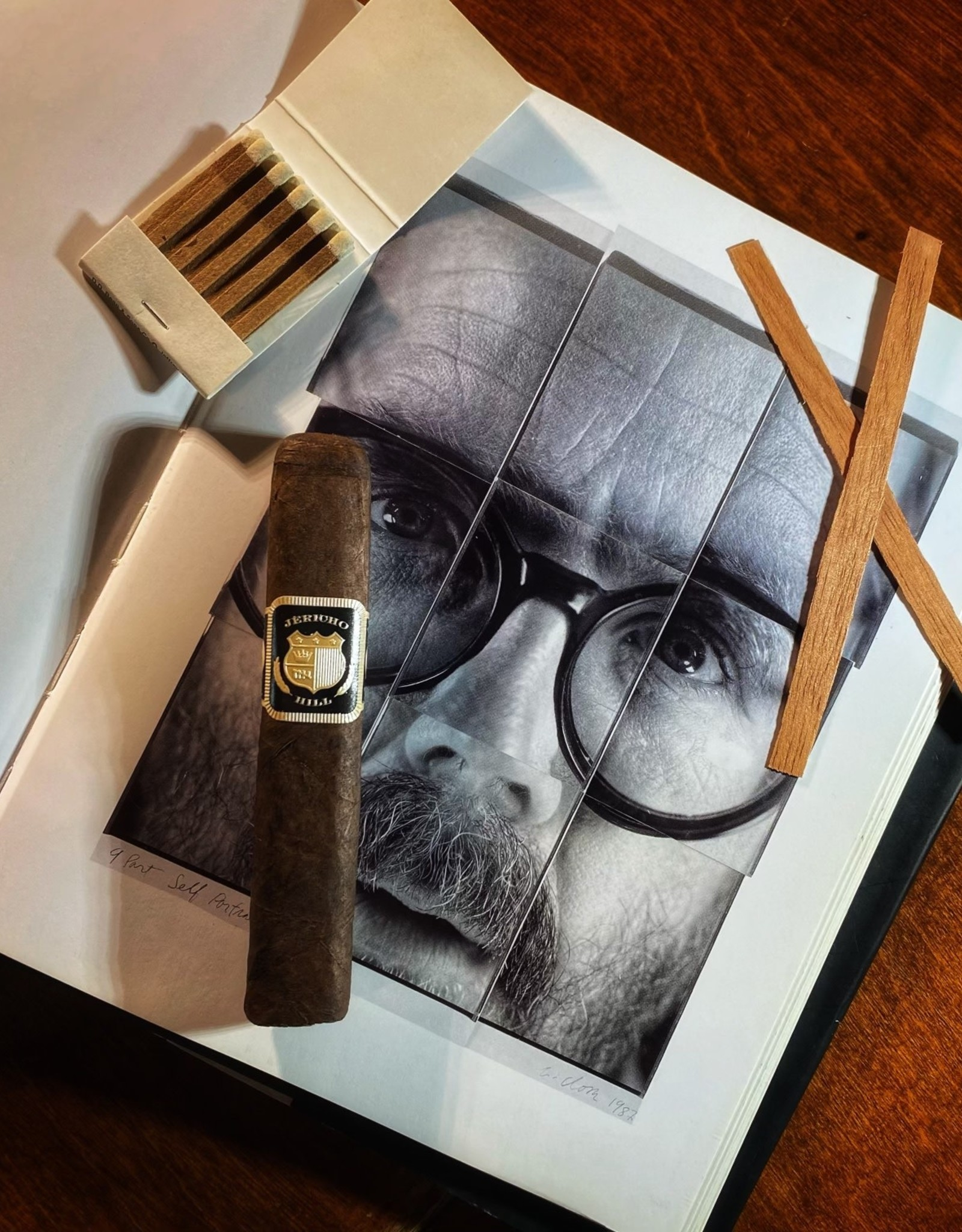 Crowned Heads Crowned Heads Jericho Hill OBS BP 4.75x52