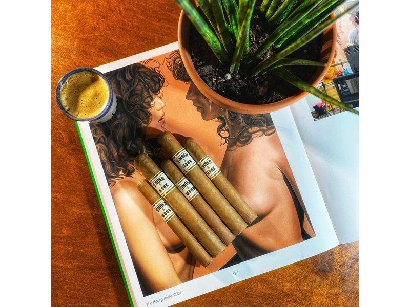 Cigar Art Cigar Art Singer & Monk Claro Toro 6 x 50