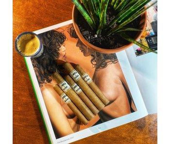 Cigar Art Singer & Monk Claro Corona 5 x 42