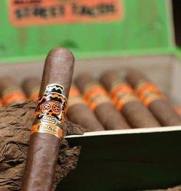 Rojas Cigars Rojas Street Tacos Barbacoa Short Corona 5.5 x 46