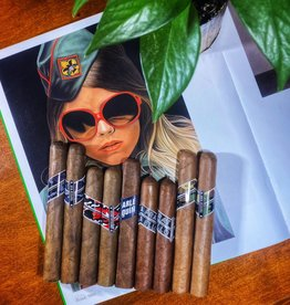 Fratello Fratello Flight of 9 Cigars
