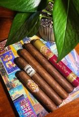 Cigar Art & My Father Flight of 5