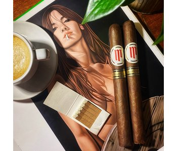 Crowned Heads Mil Dias Escogidos 7 1/8 x 49 Limited Edition
