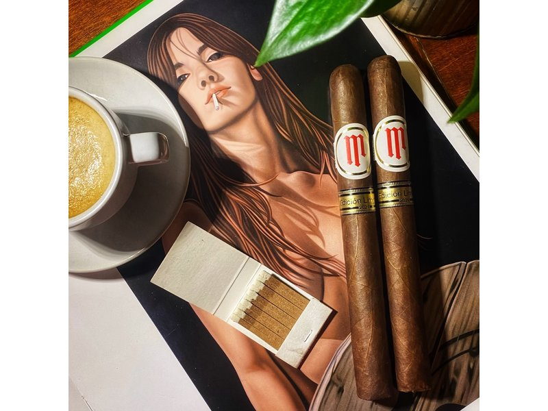 Crowned Heads Crowned Heads Mil Dias Escogidos 7 1/8 x 49