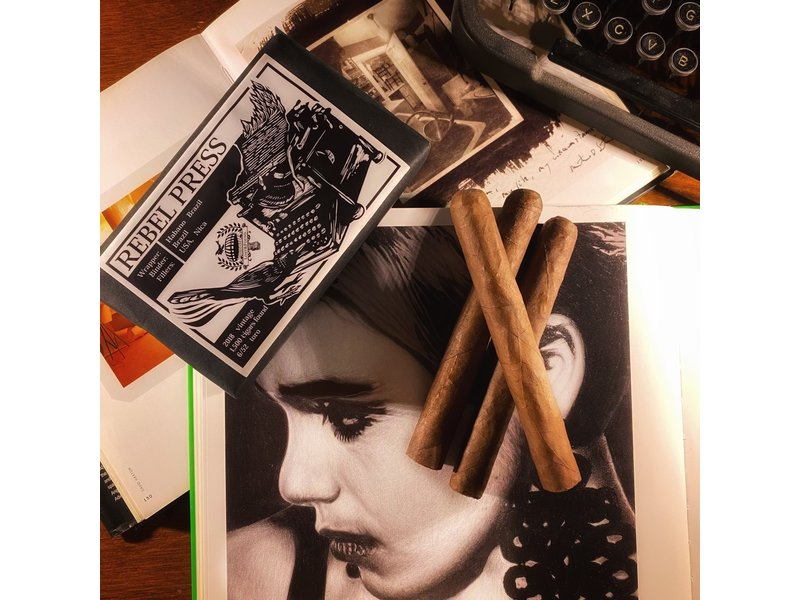 Caldwell Cigar Co Caldwell Lost & Found Rebel Press Toro 6 x 52