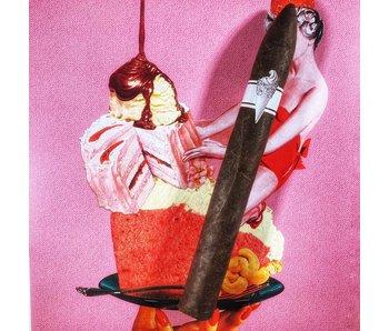 Ice Cream Vanilla Chocolate Swirl Maduro Doble Torpedo