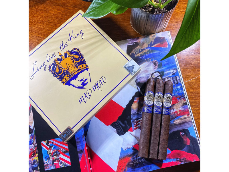 Caldwell Cigar Co Caldwell  L.L.T.K. Mad Mofo Corona 5.75 x 43