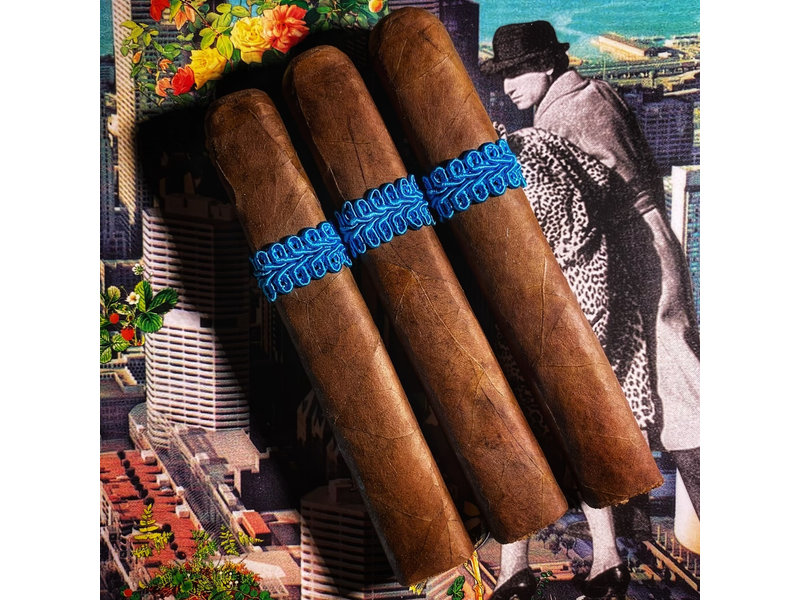 Definition Cigars Definition 919 Robusto Gordo Baby Blue