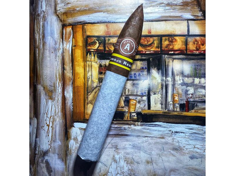 JRE Tobacco Co. Aladino Corojo Reserva Figurado BP