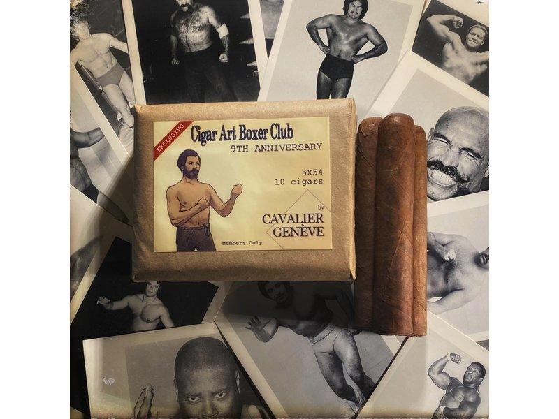 Cavalier Geneve Boxer Club 9th