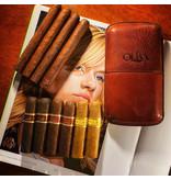 Oliva X Cigar Art Flight of 10 with Free Case