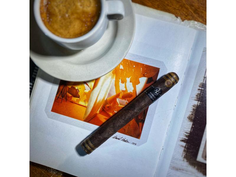 Jake Wyatt Cigar Co. Jake Wyatt Herbert Spencer Toro 6 x 54