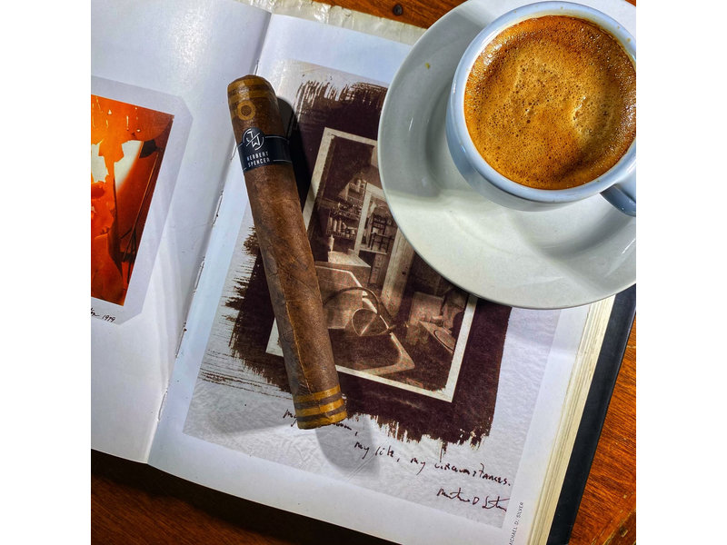 Jake Wyatt Cigar Co. Jake Wyatt Herbert Spencer Corona 5.5 x 44