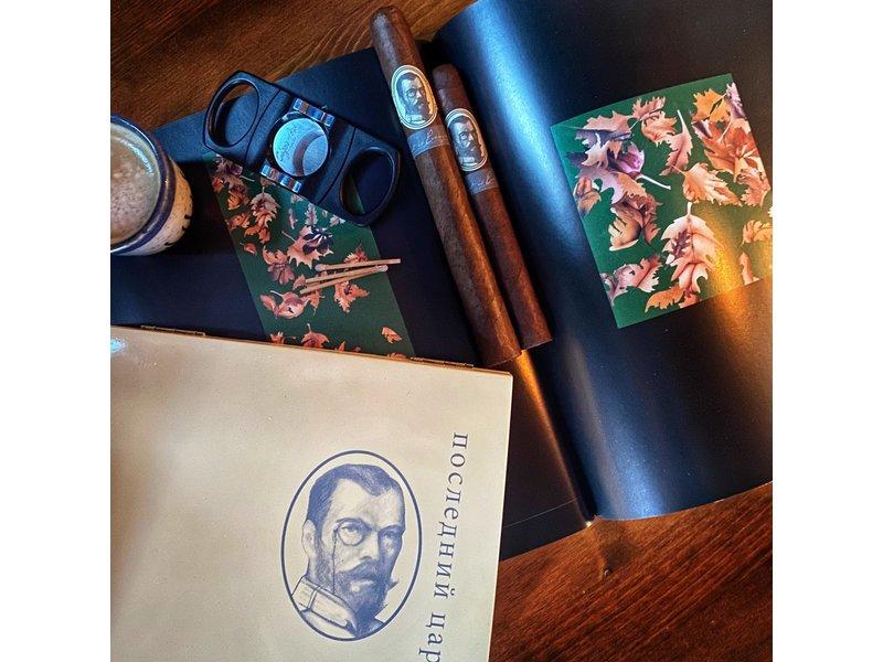 Caldwell Cigar Co Caldwell The Last Tsar Toro 6 x 50