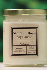 Naturali Home Autumn Soy Candle (8oz)